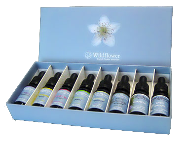 wild flower essence gift set